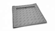 Квадратные душевые плиты для укладки толщиной от 8 до 12 мм