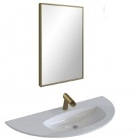 Зеркала без подсветки