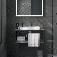 Яркие новинки мебели для ванных комнат