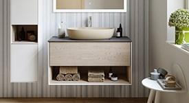 Как правильно подобрать мебель в ванную?