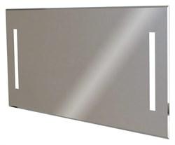 Зеркало Экстра 150 Фацет с вертикальной подсветкой - фото 22906