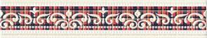 STG/A219/8227 Бордюр Династия 30х5,7х6,9