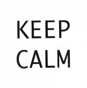 AD/A168/1146T Декор Итон Keep calm 9,9х9,9х7