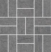 SG176/002 Декор Ньюкасл серый темный мозаичный 30х30х11