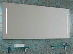 Набор: Зеркало ОТЕЛЬ 1500 с полками