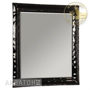 Зеркало Модена, 850*900мм, черное