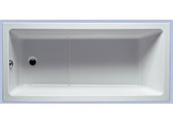 BA12 Ванна LUSSO PLUS 170x80/295 l