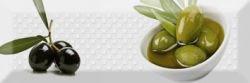 Декор Olives 02 10*30 (30)