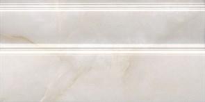 FMA007R Плинтус Вирджилиано серый обрезной 30х15х9