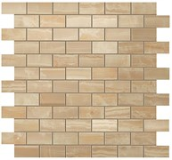 S.O. Royal Gold Brick Mosaic / С.О. Роял Голд Брик Мозаика 30,5x30,5 600110000204