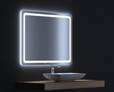 Зеркало СМАРТ 15075 с LED подсветкой