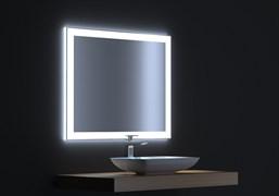 Зеркало СИТИ 6060 с LED подсветкой