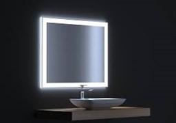 Зеркало СИТИ 8060 с LED подсветкой