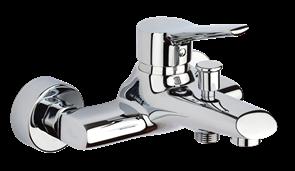 Смеситель Paini Messina MECR111KM для ванны