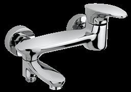 Смеситель Paini Verona VRCR111KM для ванны