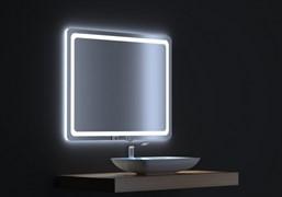 Зеркало СМАРТ 9075 с LED подсветкой