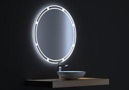 Зеркало ОМЕГА 8080 с LED подсветкой