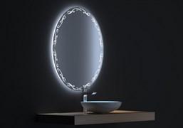 Зеркало ДЕКОР 7590 с LED подсветкой
