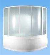 Шторка Akrilan на ванну Полистирольное стекло VO6