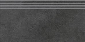SG211300R/GR Дайсен черный ступень 30х60