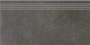 SG211600R/GR Дайсен антрацит ступень  30х60