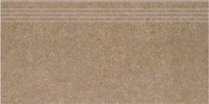 DP603000R/GR Ступень Фьорд табачный обрезной 30х60