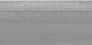 DD201000R/GR Ступень Про Дабл серый темный обрезной 30х60х11