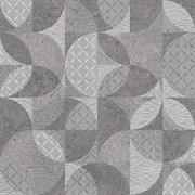 DL601000R Фондамента серый декорированный обрезной 60х60х11