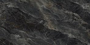 SG561802R Риальто серый тёмный декор левый лаппатированный 60х119,5х11