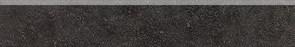 SG156000R/5BT Плинтус Сенат черный обрезной 40,2х7,6х8