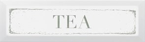 NT/A54/9001 Декор Tea зеленый 8,5х28,5х9,2