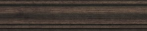 DD7501/BTG Плинтус Гранд Вуд  коричневый тёмный 39,8х8х15,5