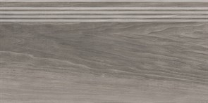 SG226400R/GR Ступень Слим Вуд серый обрезной 30х60х9