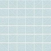 21029 Ла-Виллет бирюзовый светлый 30,1х30,1х6,9