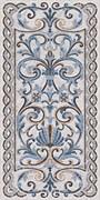 SG590902R Мозаика синий декорированный лаппатированный Ковер