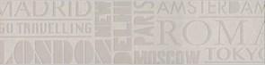 SBD007/DD3186 Декор Про Матрикс белый шрифты