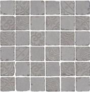 SBM004/DD6402 Декор Про Фьюче серый мозаичный 60х60
