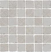 SBM005/DD6403 Декор Про Фьюче серый светлый мозаичный 60х60