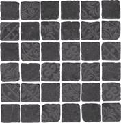 SBM002/DD6399 Декор Про Фьюче черный мозаичный 60х60