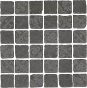SBM008/DD6406 Декор Про Фьюче антрацит мозаичный 60х60