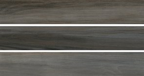 SG350800R Ливинг Вуд серый темный обрезной 9,6х60