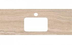 PL2.SG560400R\120 Спец. изделие для раковин, встраиваемых сверху, 120 см Риальто песочный
