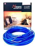 TXLP/1  2200/17 комплект одножильного нагревательного кабеля с алюминиевым экраном (129,4 п.м.)
