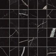 610110000815 Empire Calacatta Black Mosaic Lap/ЭМПАИР КАЛАК. БЛЭК МОЗАИКА ЛАП 30x30