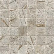 610110000821 Empire Silver Root Mosaic /ЭМПАИР СИЛЬВЕР РУТ МОЗАИКА 30x30