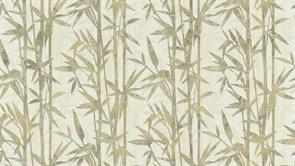 KM5002 Обои виниловые Бамбук беж светлый -золото, мотив 1,06х10  (1, Т B)