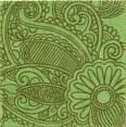 AD/B93/1221T Тантра зеленый 9,9х9,9