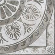 GR55/SG1118 Декор Триумф 1/4 розона 42х42