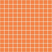 20065N Темари оранжевый матовый 29,8х29,8