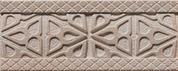 Listelo Alhambra Multi 10x25
